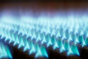 gas flames in a boiler 02